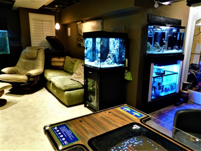 A Home With A Cave We Just Retired Woman And Man Caves